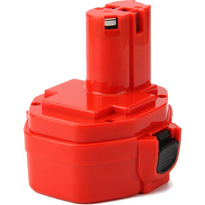 Premium Batterie 3000 mAh pour Makita 6228dwe 6233d