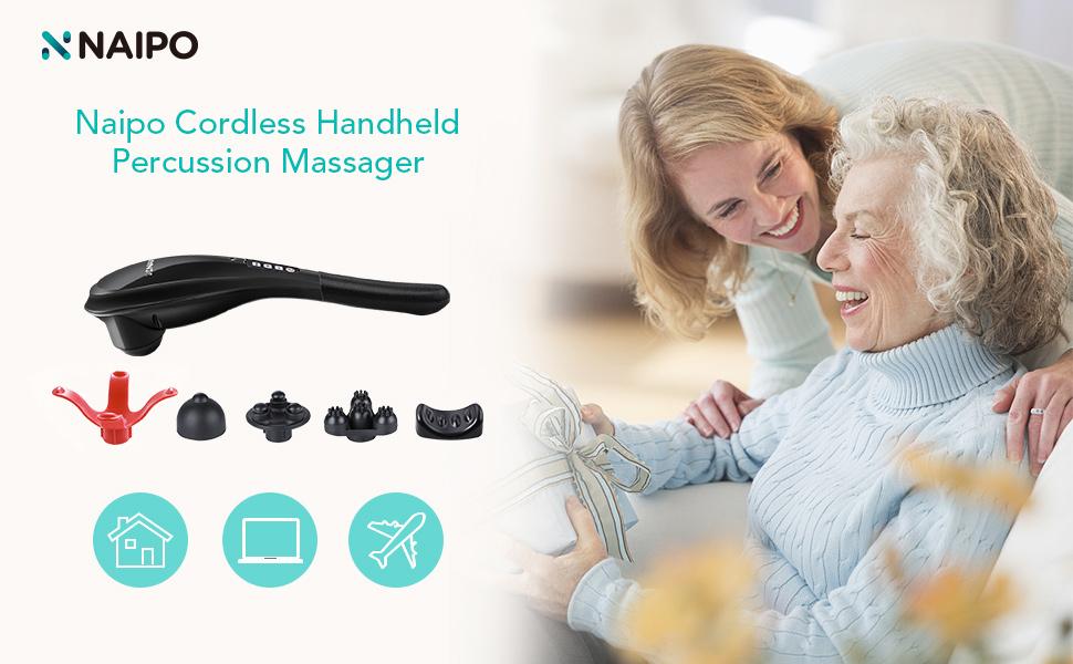 handheld massager