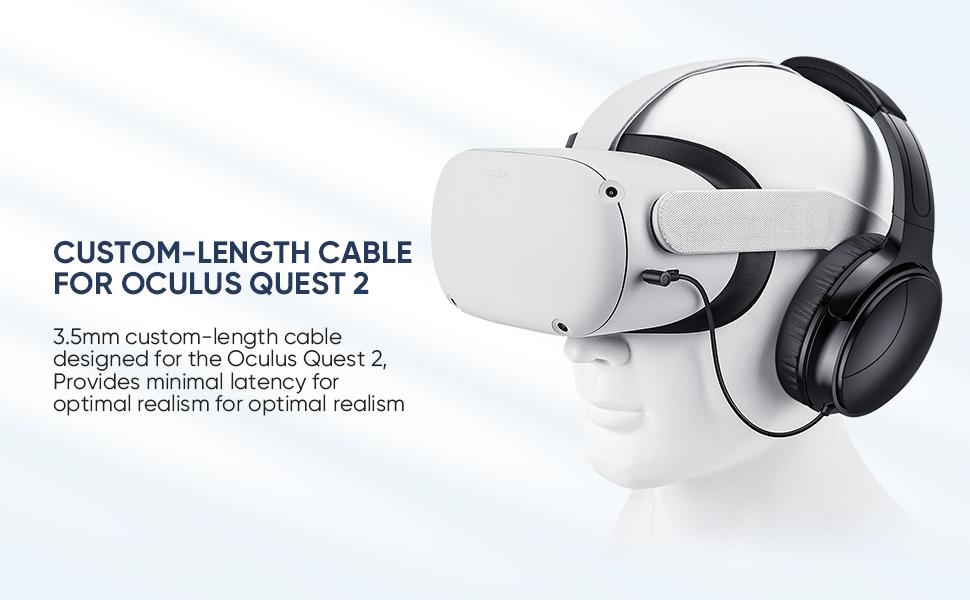 vr gaming headphones for oculus quest 2