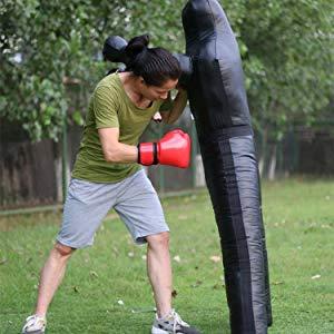 Sparring Boxdummy Sandsack f/ür Training Boxen Kampfsport Aoneky Training Dummies