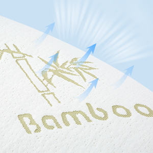 BREATHABLE BAMBOO COVER