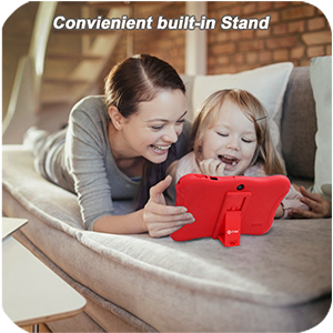 Built-in Stand