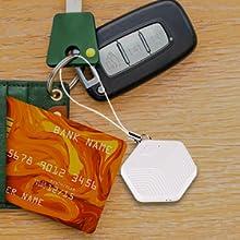 item finder for key wallet