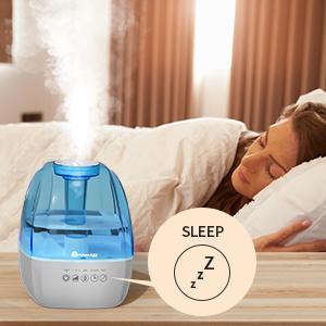 humidifier for bedroom sleep