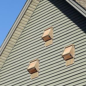 MTBC Merlin Tuttle bci certified bat house