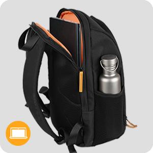 camera laptop bag backpack
