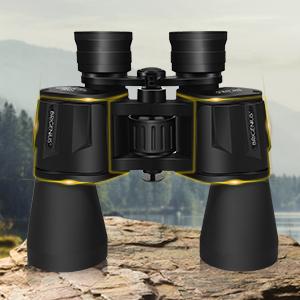 Brigenius Fernglas 10x50 Hd Fernglas Erwachsene Kamera