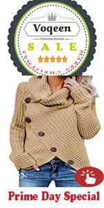 Suéteres de Tortuga De Botón