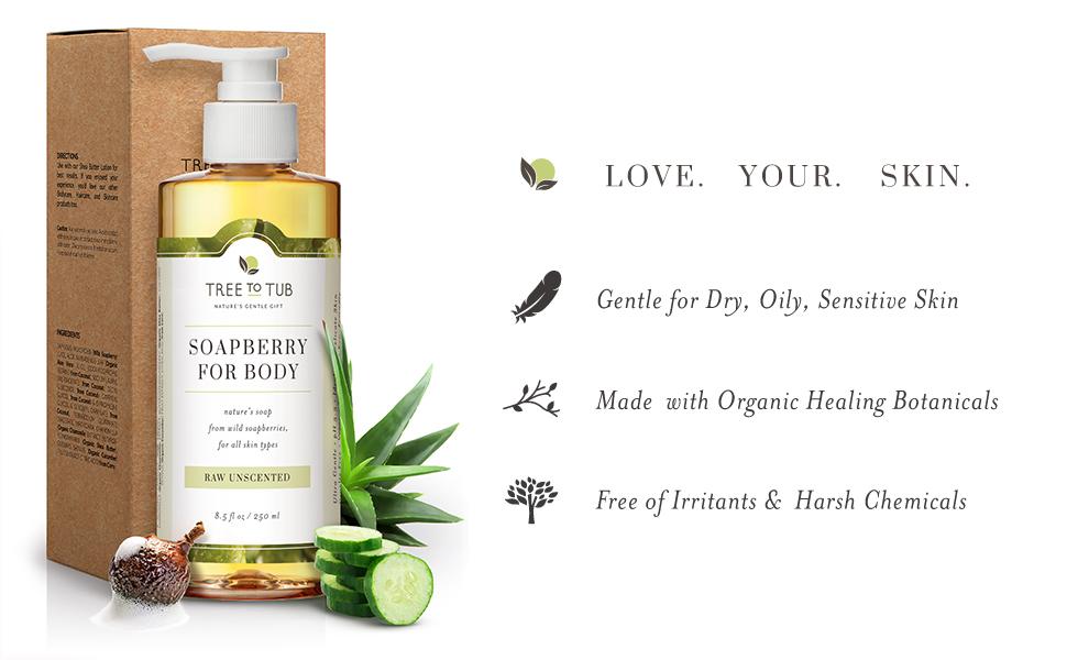 Eczema Body Wash; Sensitive Skin Body Wash; Natural Body Wash; Fragrance Free Body Wash; Bodywash