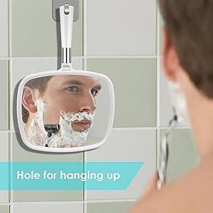 Schminkspiegel mit griff  kosmetikspiegel Salon Friseur Handspiegel  kosmetikspiegel