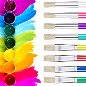 Paint Brushes for Kids
