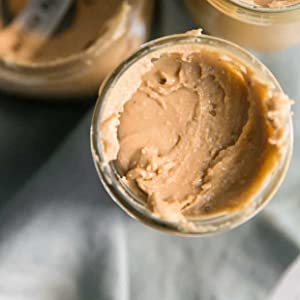 Cashew Nut Butter Spread 230gr (8 oz)- No DYEs | One ingredient | No Added Sugar Urbech