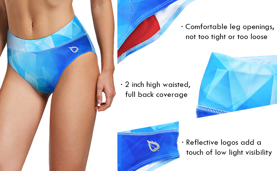 cycling underwear for women