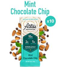 Mint Chocolate Chip Atlas Bar