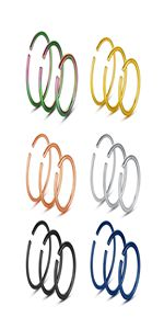 18 piece piercing ring