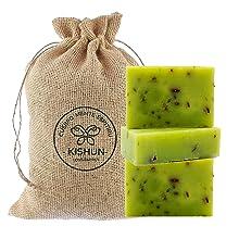 Jabón orgánico Vegano natural BUENA SUERTE ESOTERICO