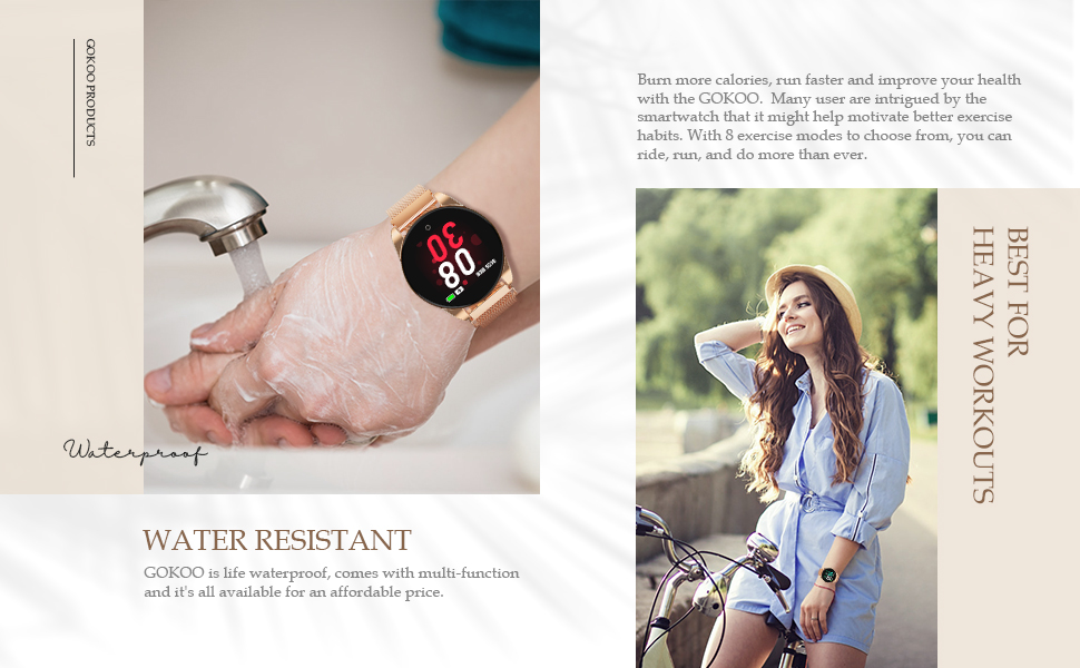 Smartwatch for women men to men