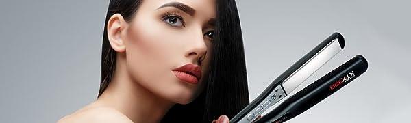 Izutech professional hair styling hot tool