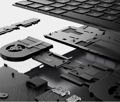 "2021 DELL Precision 7000 7750 17.3"" FHD 1080p Mobile Workstation Business Laptop (Intel 6-Core i7-10750H, 32GB DDR4, 1TB SSD) Wi-Fi 6, Thunderbolt 3, RJ-45, Windows 10 Pro (Renewed) 9"