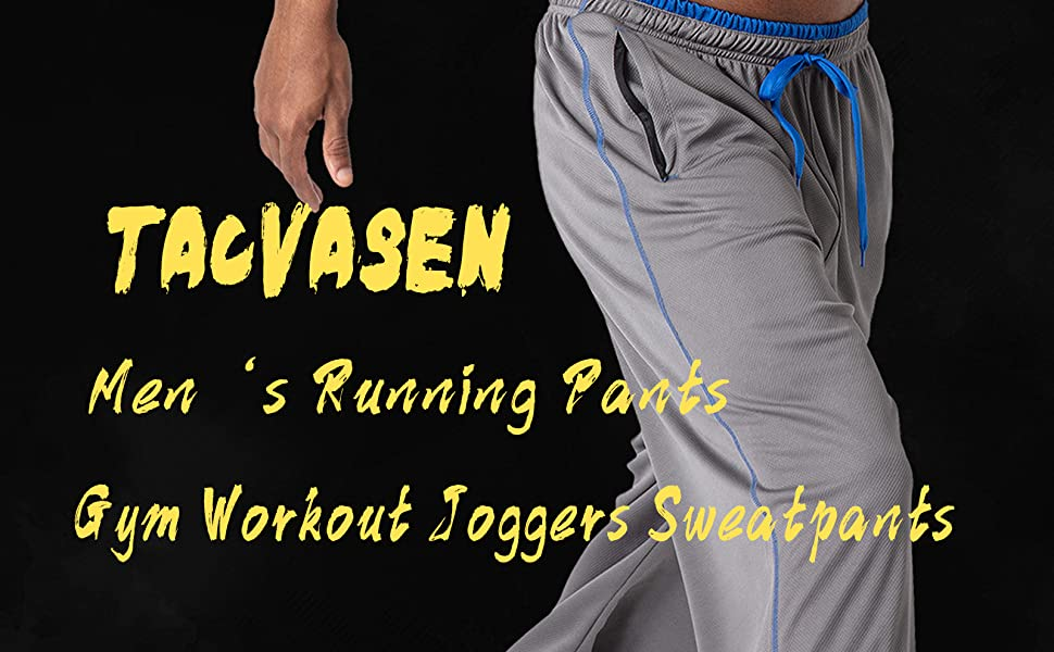 workout pants men