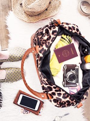 women duffle bag for travel
