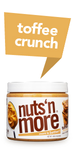 toffee crunch peanut butter