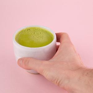 PureChimp matcha green tea latte