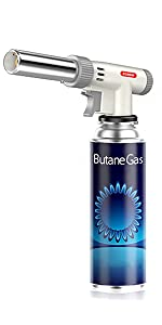 butane torch blow torch used on butane gas can directly