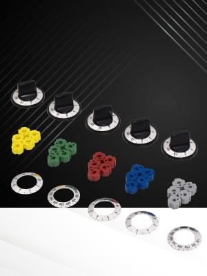 Supplying Demand RK103 Universal Electric Knob Set Fits AP5641247 KN002