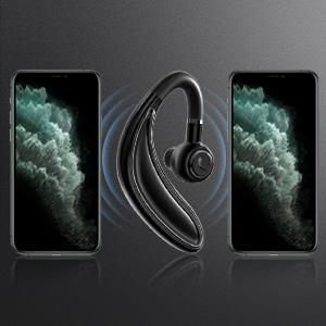 Single wireless earpiece