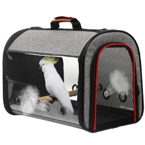 bird travel carrier