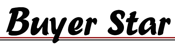 Buyer Star Baguettes et cuill/ères cor/éennes Set de 4 Or rose Cuill/ère en acier inoxydable et baguettes plates