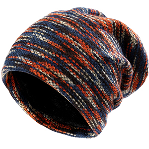 sombrero de punto caliente es perfecto para el invierno