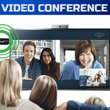 Magicstick Video conferences