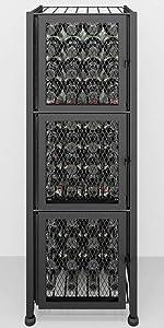 Wine Locker, Wine Rack, Metal Wine Locker, Metal Wine Bin