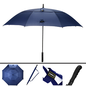 60inch 68inch 80inch navy golf umbrella