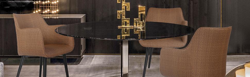 Koreyosh Modern Dining Chair