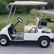 Golf Cart Hub Caps