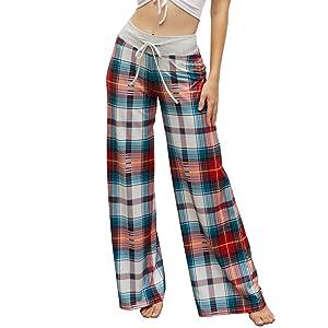 A pajamas pants