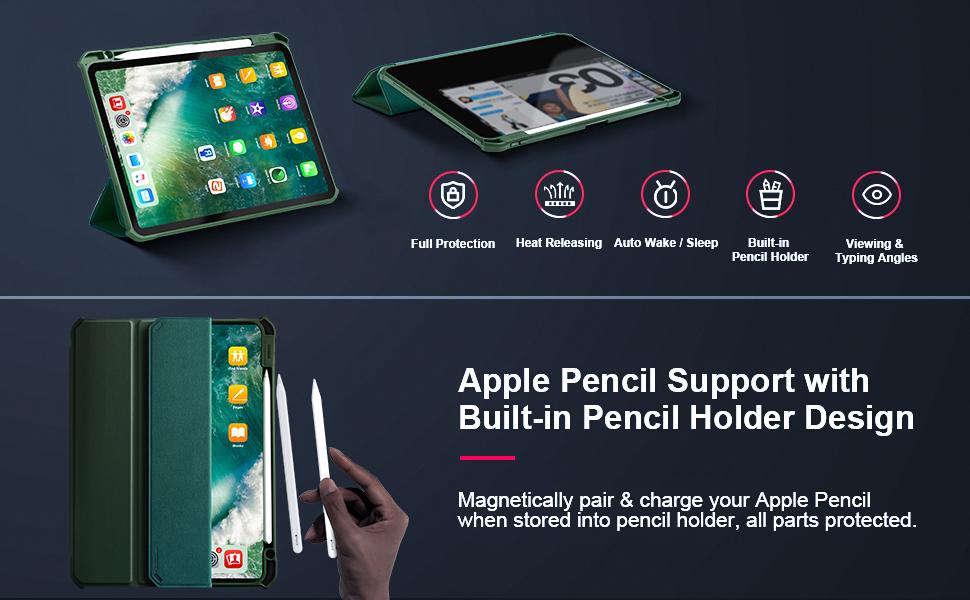 XUNDD iPad Pro 12.9 Case-JKCPT-2