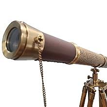 Brass Telescope