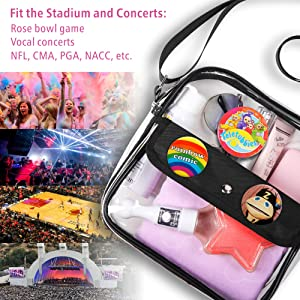 clear purse stadium approved