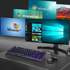 Gaming Keyboard,keyboard keycaps, compact mechanical keyboard,keyboard mechanical 60 percent