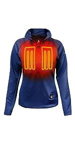 5V Heated Pullover