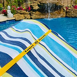 cruising accessory windy travel vacation resorts waterparks compact stretch beaches colorful bands