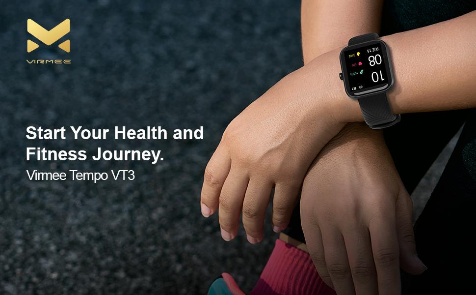 Virmee Smart Watch