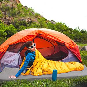 camping cot pad
