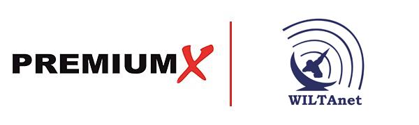 Multiconmutador PremiumX PXMS 5/4 con fuente de alimentación Multiswitch 1 SAT para 4 participantes Distribuidor satelital HDTV digital FullHD 4K UHD ...