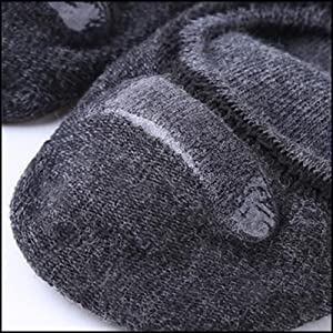 No Show Socks Men Size 9-15 - Invisible Low cut Loafer Sneaker Socks With Non-Slip Grip