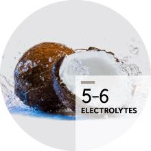 Apres post workout shake with electrolytes